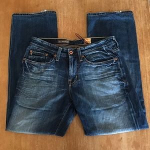 Adriano Goldschmied Protege Straight Jeans